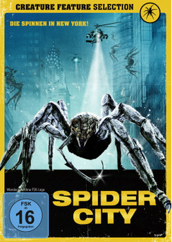 Spider City [Creature Feature Selection]