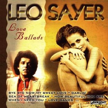 Leo Sayer - Love Ballads