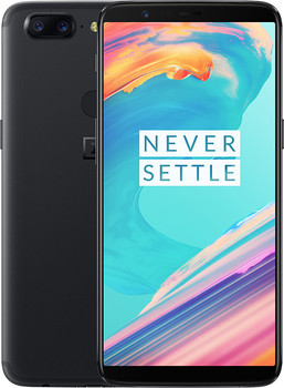 OnePlus 5T 64GB zwart