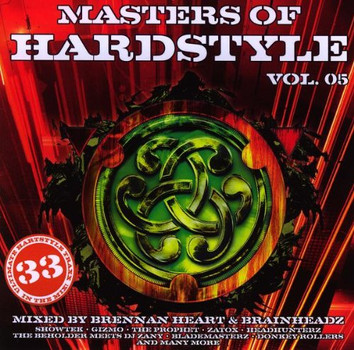 Various - Masters of Hardstyle Vol.5