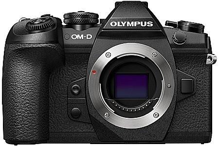 Olympus OM-D E-M1 Mark II zwart