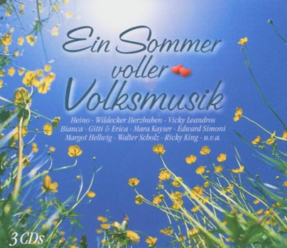 Various - Ein Sommer Voller Volksmusik