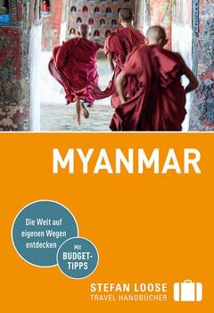 Stefan Loose Reiseführer Myanmar (Birma). mit Reiseatlas - Volker Klinkmüller  [Taschenbuch]