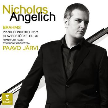 Nicholas Angelich - Klavierkonzert 2/Stücke Op.76