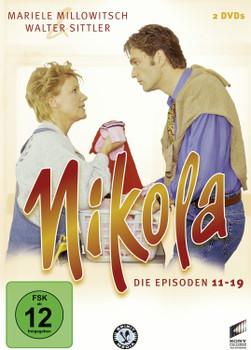 Nikola - Die Episoden 11-19 [2 Discs]