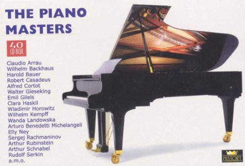 Various - The Piano Masters