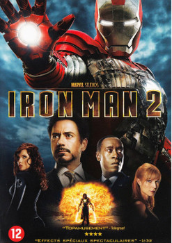 Iron Man 2 [NL Import]