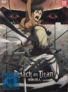 Attack on Titan: Vol. 1 - Folge 1-7 [Limited Edition]