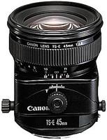 Canon TS-E 45 mm F2.8 72 mm filter (geschikt voor Canon EF) zwart