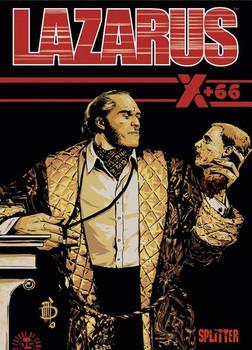 Lazarus X+66 - Neal Bailey  [Gebundene Ausgabe]
