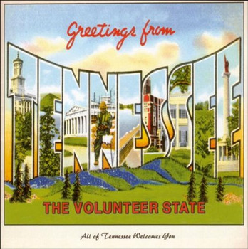 Various - Greetings from Tennessee