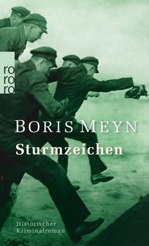 Sturmzeichen. Historischer Kriminalroman - Boris Meyn  [Taschenbuch]
