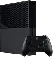 Microsoft Xbox One 1 TB [incl. draadloze controller] matzwart