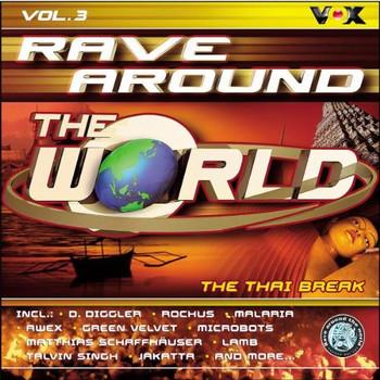 Various - Rave Around the World Vol.3