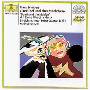Melos-Quartett Stuttgart - Galleria - Schubert