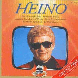 Heino - Lieder der Berge-Folge 1