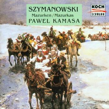 Pawel Kamasa - Mazurken für Klavier