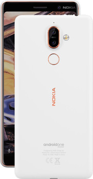 Nokia 7 Plus 64GB blanco marrón