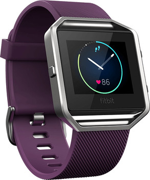 Fitbit Blaze Large paars