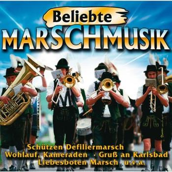 Various - Beliebte Marschmusik