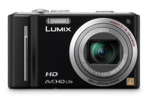 Panasonic Lumix DMC-TZ10EG zwart