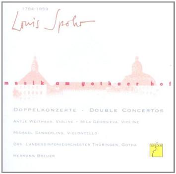 Hermann Breuer - Musik am Gothaer Hof - Louis Spohr Doppelkonzerte