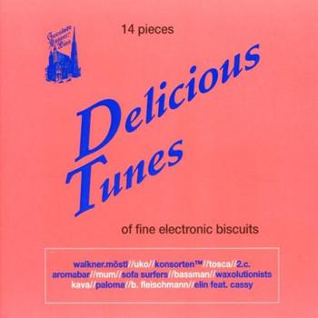 Various - Delicious Tunes CD