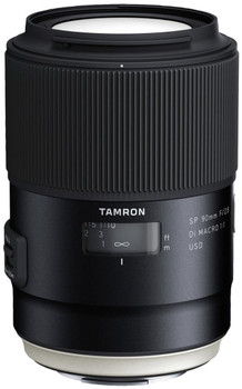 Tamron SP 90 mm F2.8 Di USD VC Macro 1:1 62 mm Obiettivo (compatible con Nikon F) nero