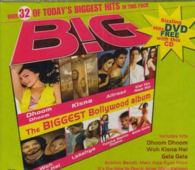 Soundtrack (Various) - Biggest Bollywood Album (India