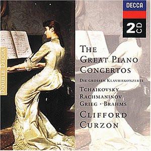 Curzon - Große Klavierkonzerte