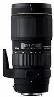Sigma 70-200 mm F2.8 APO DG HSM II Macro 77 mm Objectif (adapté à Canon EF-S) noir