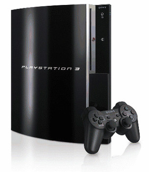 Sony PlayStation 3 40 GB [inkl. Wireless Controller, D-Chassis]