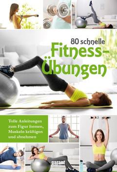 80 schnelle Fitnessübungen [Gebundene Ausgabe]