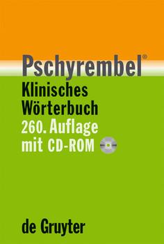 Pschyrembel Klinisches Wörterbuch (260. Auflage). Buch mit CD-ROM - Willibald Pschyrembel
