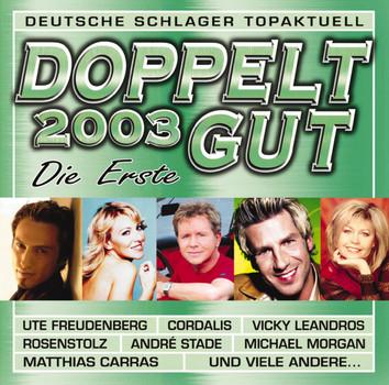 Various - Doppelt Gut 2003 die Erste