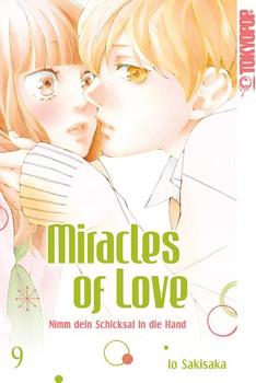 Miracles of Love - Nimm dein Schicksal in die Hand 09 - Io Sakisaka  [Taschenbuch]