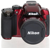 Nikon COOLPIX P510 rouge