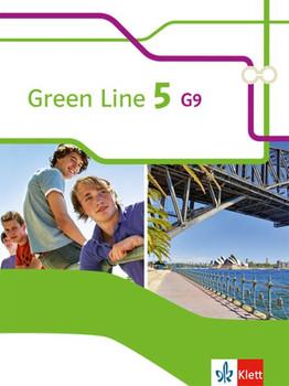 Green Line 5 G9. Schülerbuch (flexibler Einband) Klasse 9 [Taschenbuch]