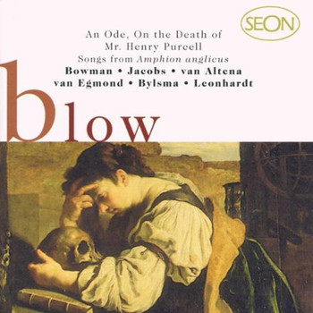 James Bowman - Seon - Blow (An Ode On The Death Of Mr. Henry Purcell)