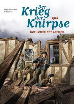 Der Krieg der Knirpse. Bd. 5 - Hardoc  [Gebundene Ausgabe]