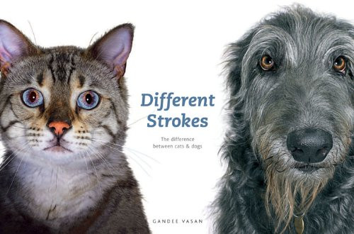 Different Strokes: The Difference Between Cats & Dogs - Vasan, Gandee