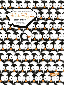 Paule Pinguin allein am Pol. Mini-Ausgabe - Jory John  [Gebundene Ausgabe]