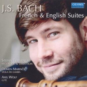 Stefan Temmingh - Französische & Englische Suiten