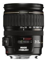 Canon EF 28-135 mm F3.5-5.6 IS USM 72 mm Objectif (adapté à Canon EF) noir