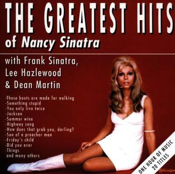 Nancy Sinatra - Greatest Hits