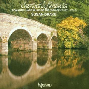 Susan Drake - Capricen und Fantasien-Roman.Harfe