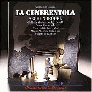 Simionato - La Cenerentola (Az)