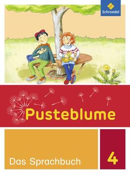 Pusteblume: Das Sprachbuch 4 - Wolfgang Menzel [Broschiert]