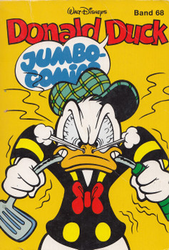Donald Duck: Band 68 - Jumbo-Comics [Taschenbuch]
