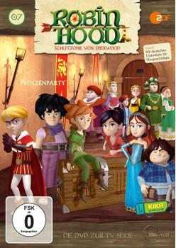 Robin Hood: Schlitzohr von Sherwood - Prinzenparty